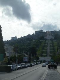 Haifa's gardens themselves