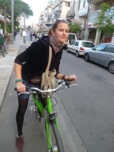 Biker's arrogance