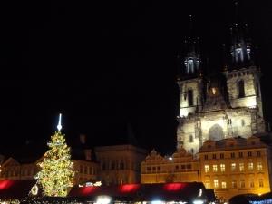 Christmas Market, Prague Edition