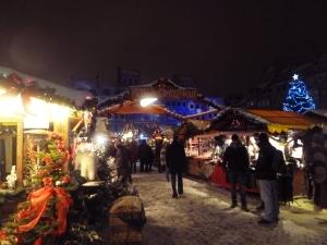 Christmas Market, Warsaw Edition