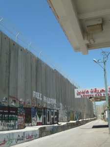 Bethlehem, the wall