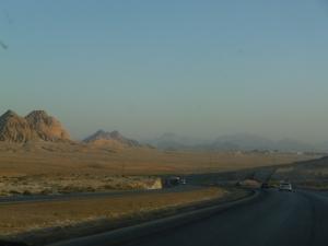 road to Aqaba