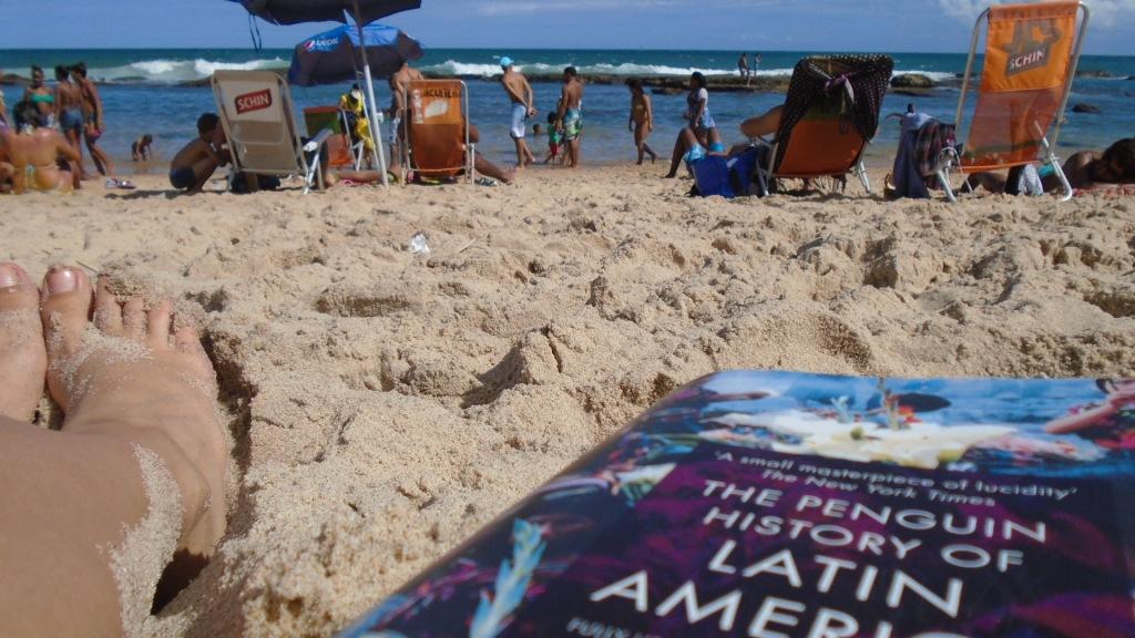 Salvador beach time